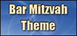 Bar Mitzvah Theme